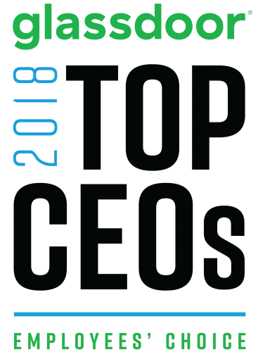 Glassdoor 2018 Top CEOs