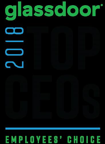 Glassdoor 2018 Top CEOs