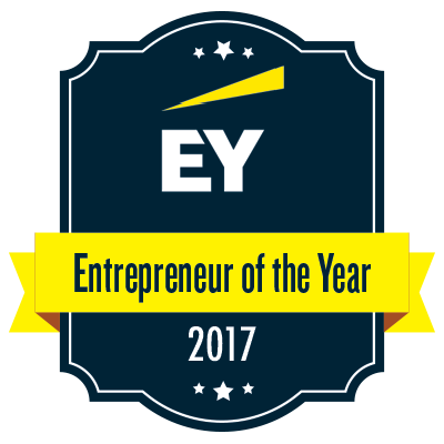 EY Entrepreneur of the Year 2017