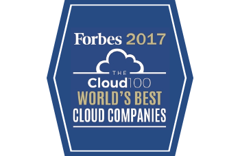 Forbes 2017 World's Best Cloud Companies