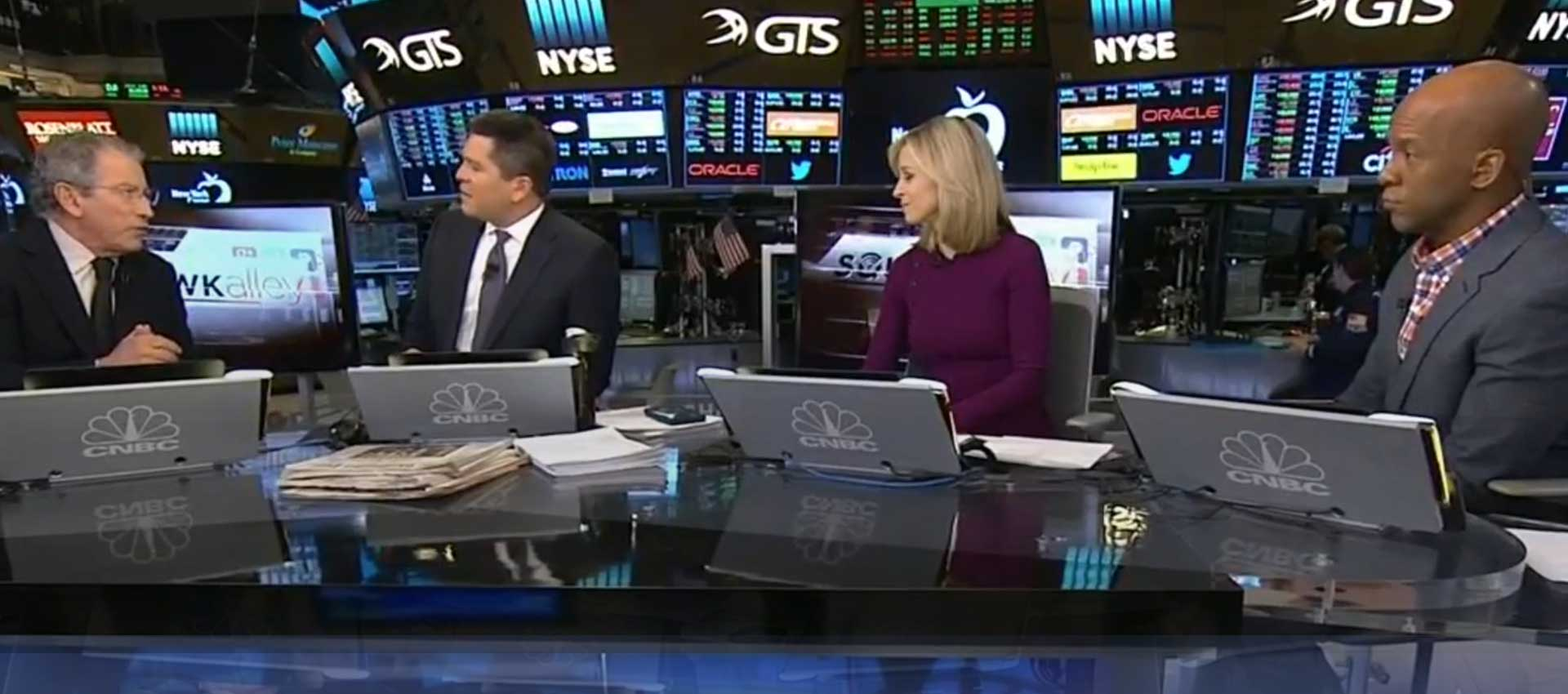Tom Siebel on CNBC
