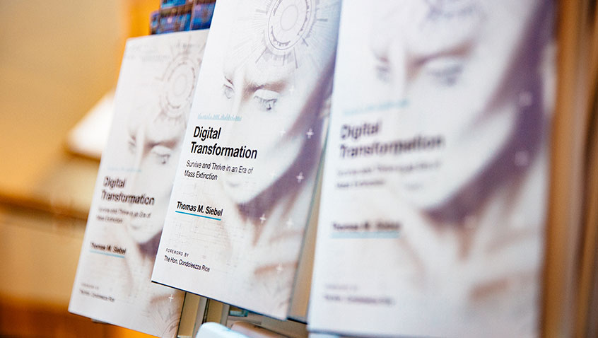 Digital Transformation book