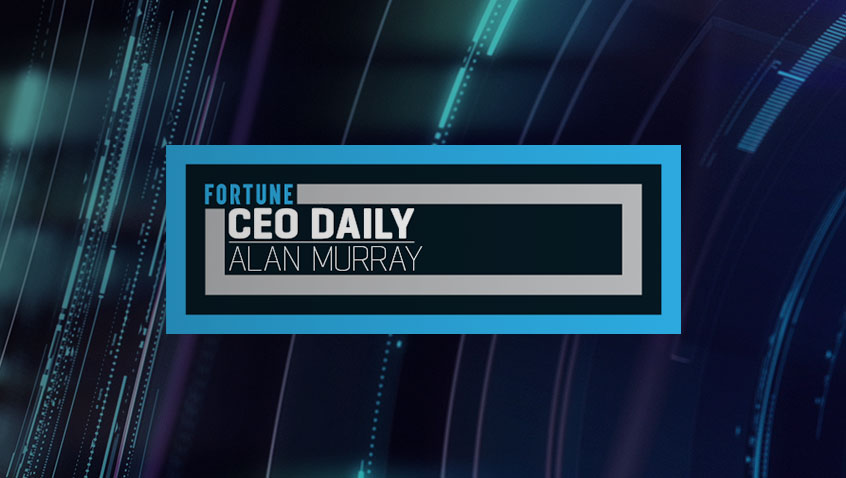 Fortune CEO Daily Alan Murray