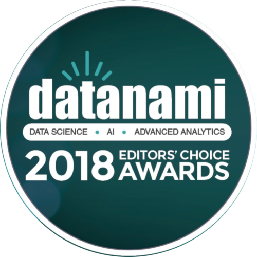 Datanami Editor's Choice Award