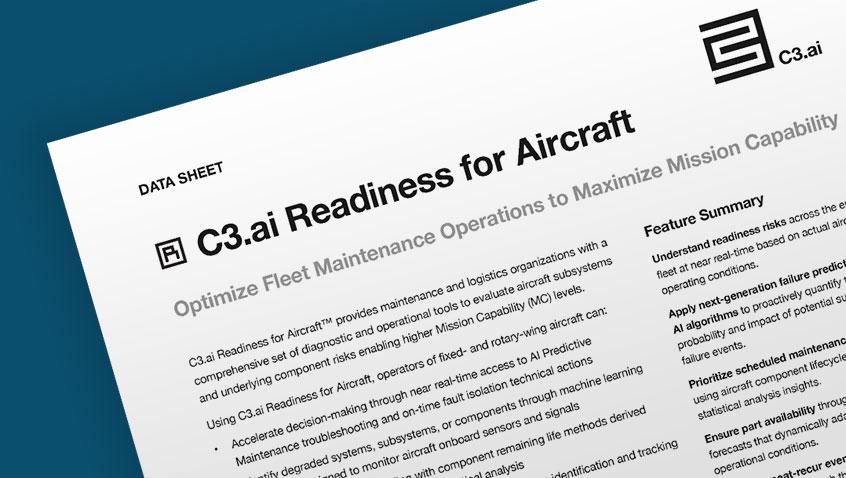 C3.ai Readiness