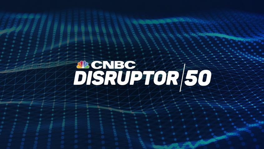 CNBC Disruptor 50 - 2020