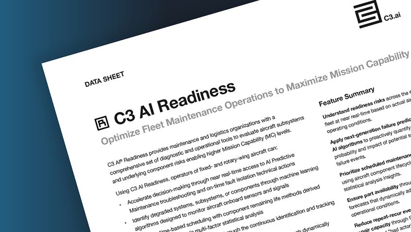 C3.ai Readiness
