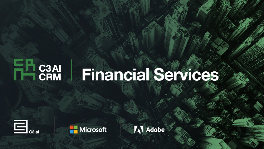 C3 AI CRM Financial Services Featured Image