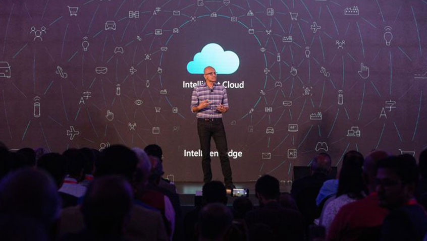 Microsoft Teams With Adobe and C3.ai to Take on Salesforce on Its Home Turf