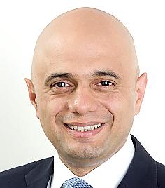 Rt. Hon. Sajid Javid MP