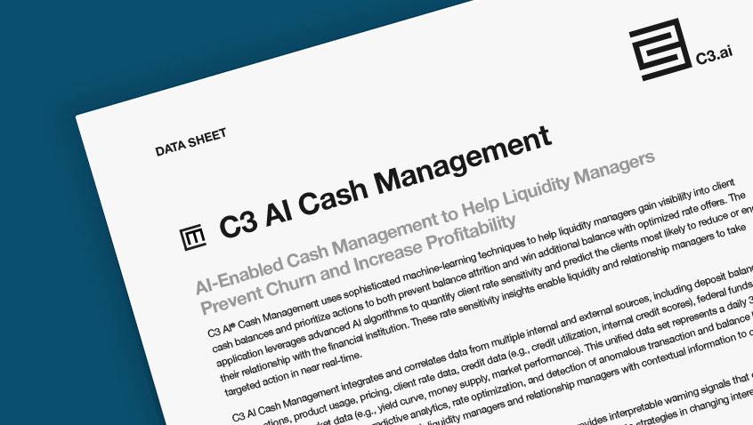 C3 AI Cash Management