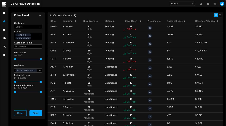 c3-fraud-detection-screenshot