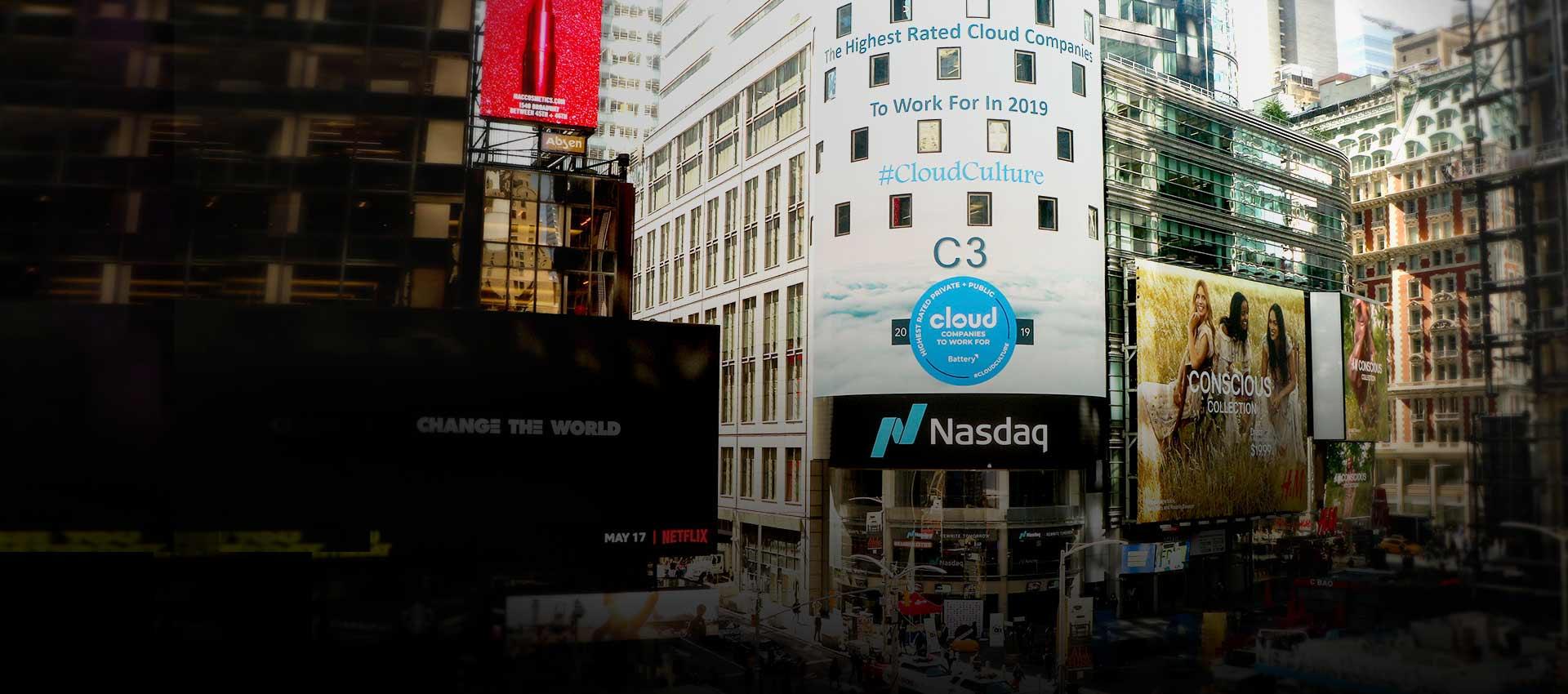 C3.ai named a highest-rated cloud company