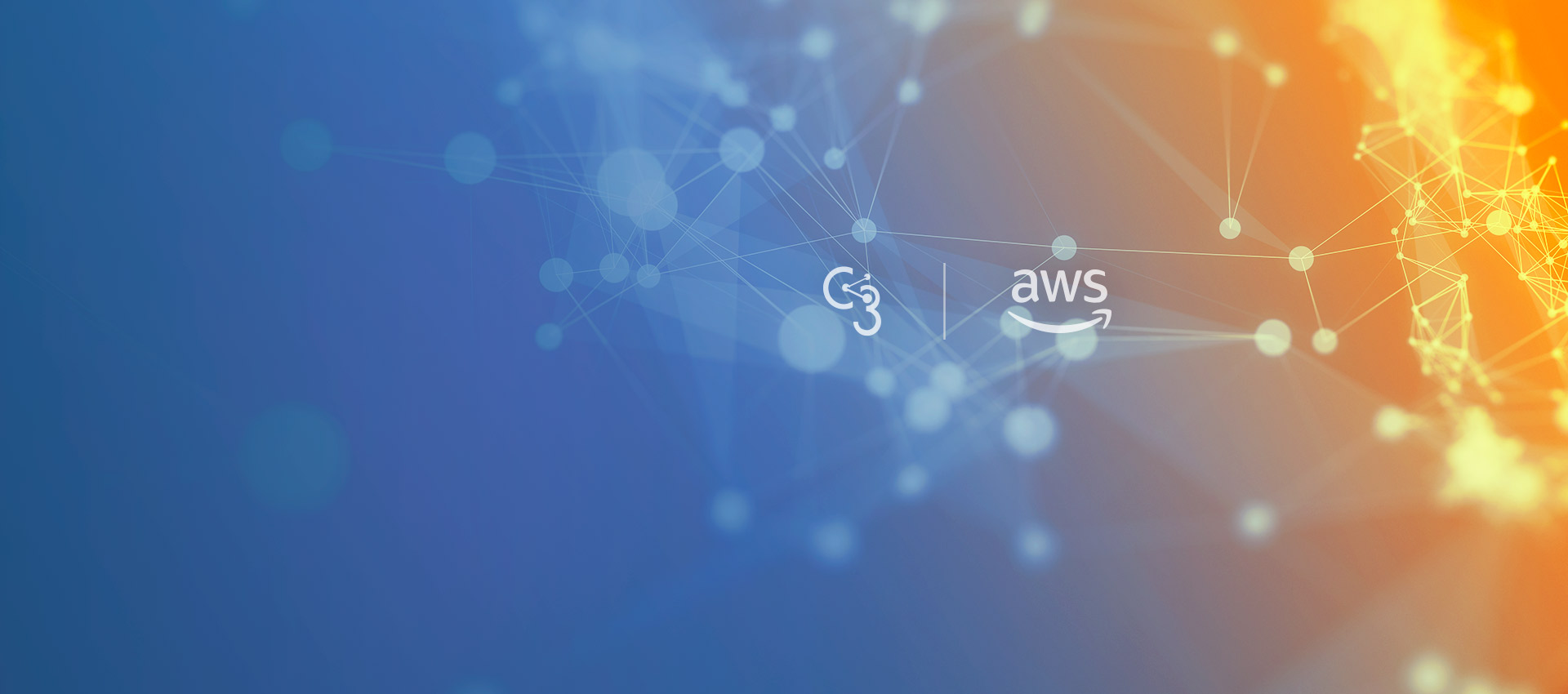 C3 - C3 and AWS Expand Collaboration to Drive Enterprise Artificial Intelligence Adoption