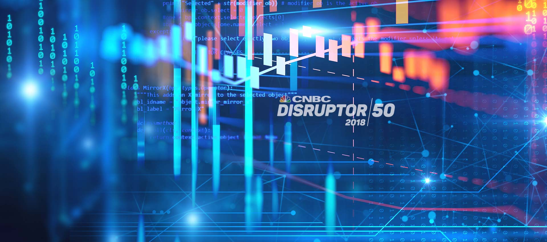 C3 - CNBC Disruptor 50