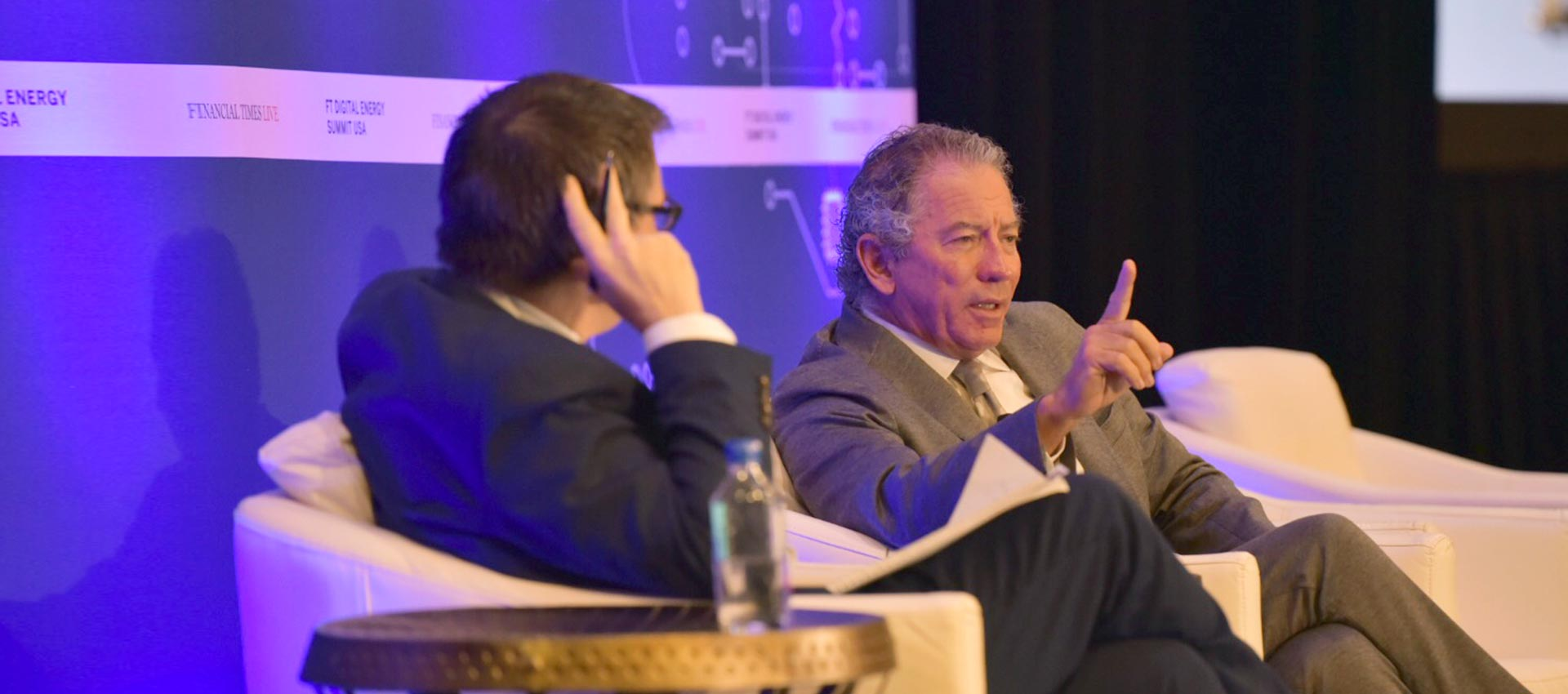 C3 CEO Tom Siebel discusses transforming oil & gas at the FT Digital Energy Summit in Houston