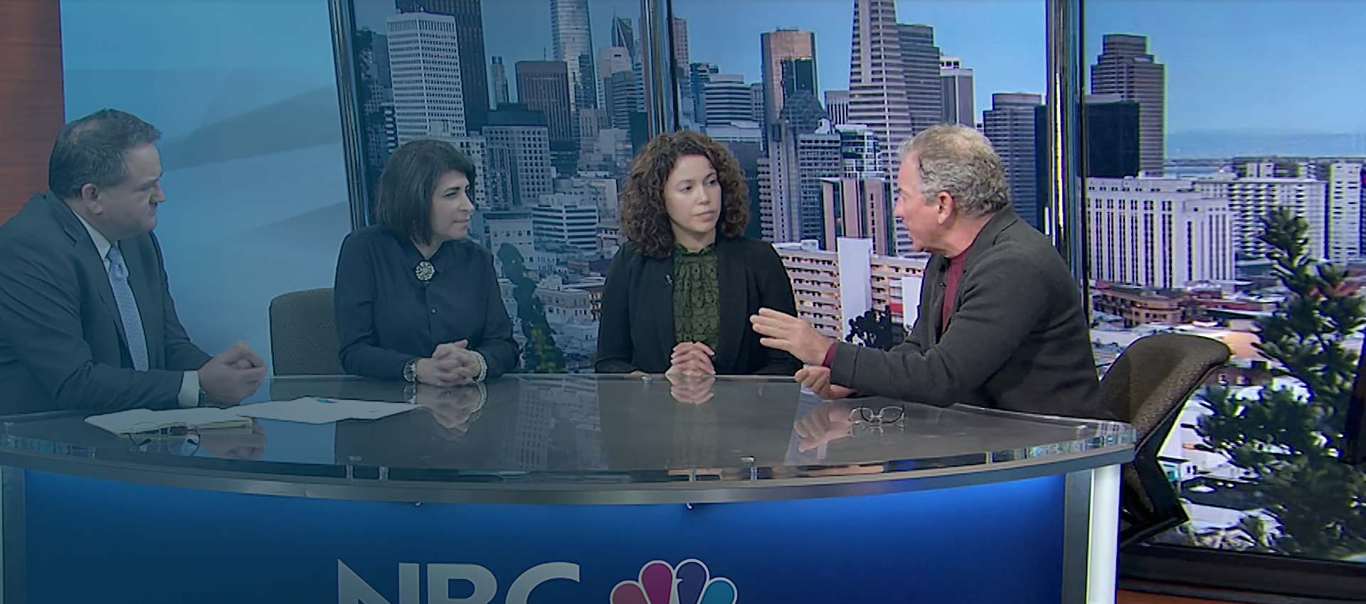 Tom Siebel on AI and Ethics, appearing on NBC's Press:Here