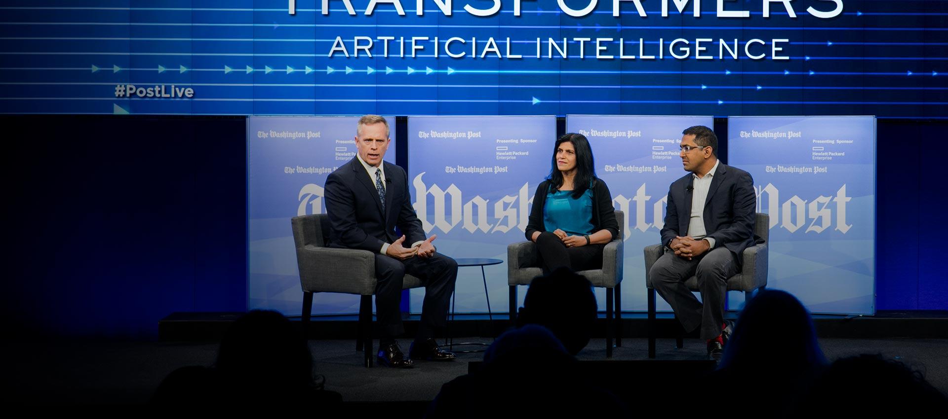 Washington Post Live: How AI Creates Measurable Impact