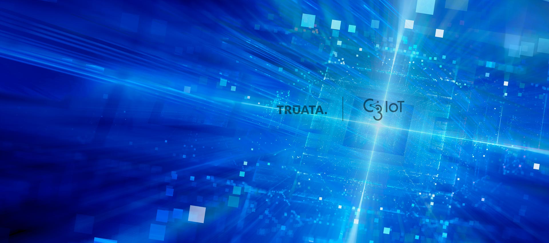 Truata selects C3 IoT