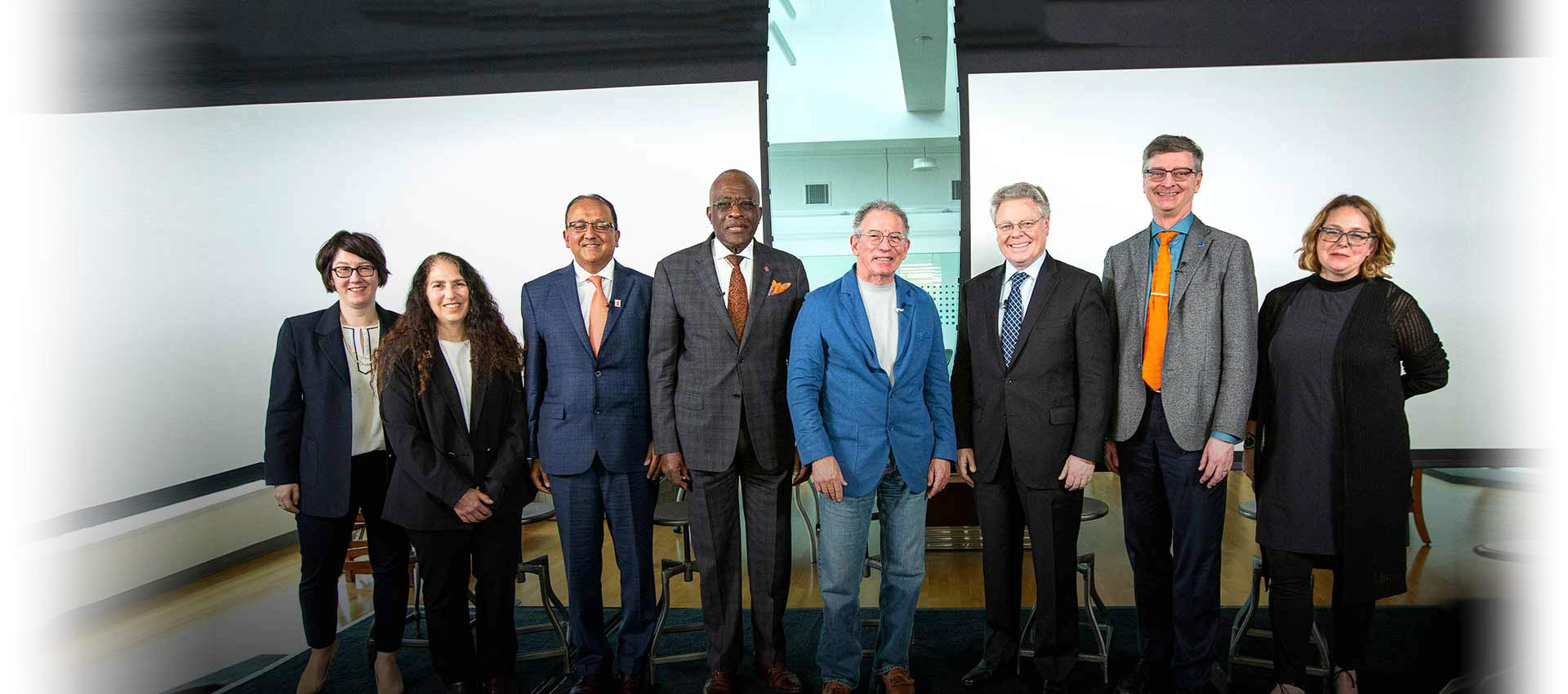 C3.ai hosts University of Illinois at Urbana-Champaign leaders